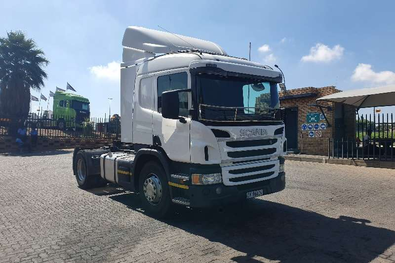 Scania Truck-Tractor P310 4x2 T/T 2017