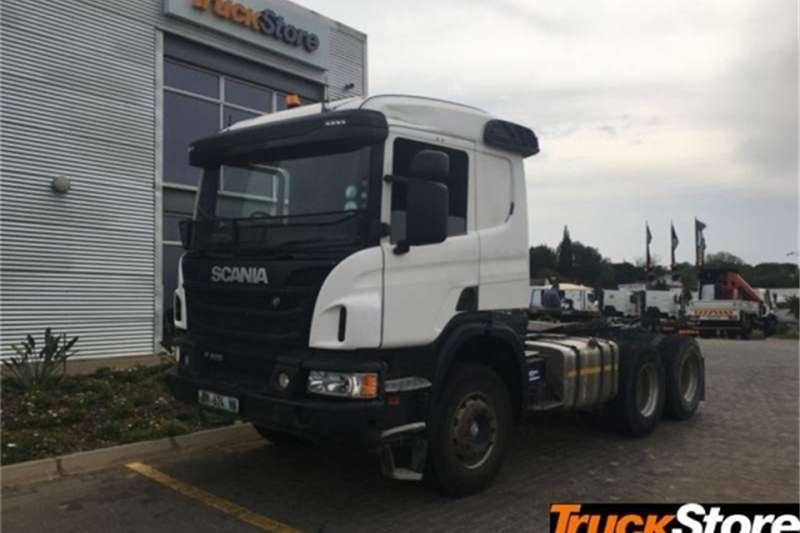 Scania Truck-Tractor P410 CA6X4MSZ 2016