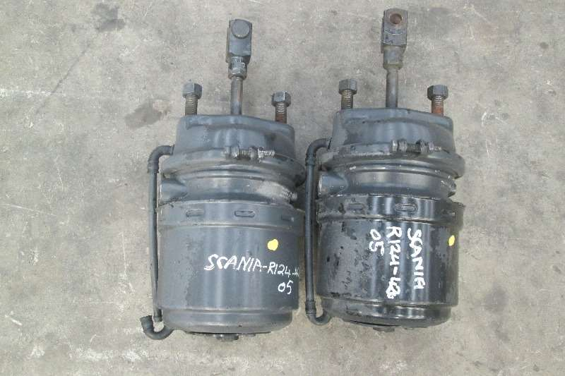 Scania Truck-Tractor R124 GA 420 Brake Booster