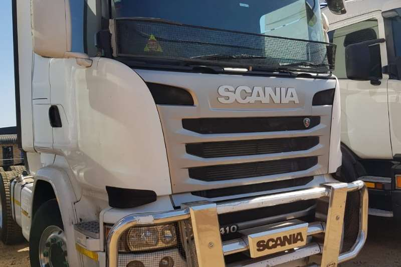 Scania Truck-Tractor R410 6x4 2013