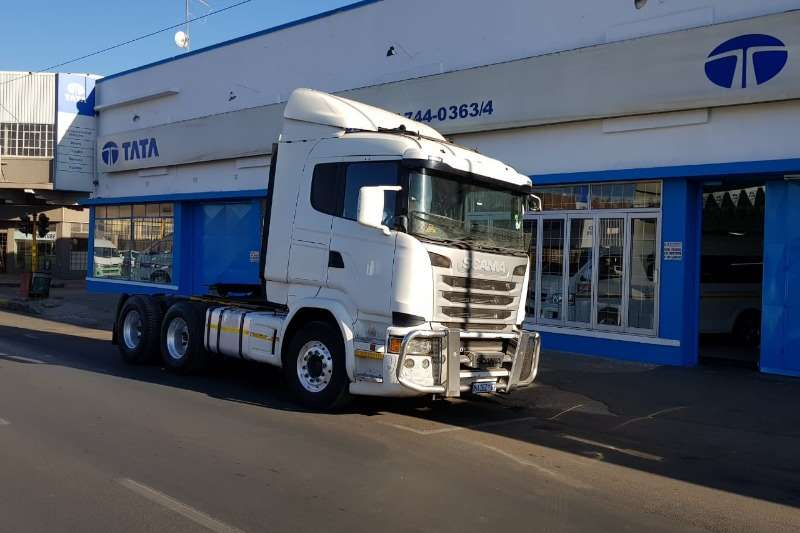 Scania Truck-Tractor R410 6x4 2015