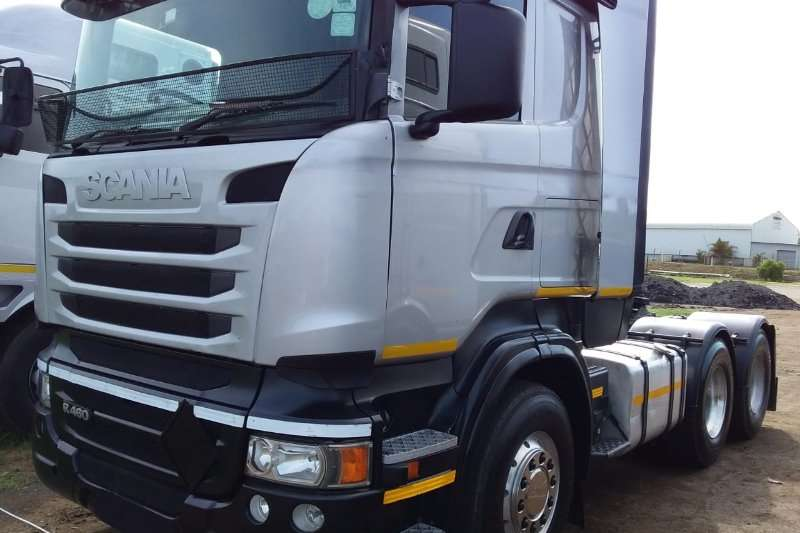 Scania Truck-Tractor R460 2014