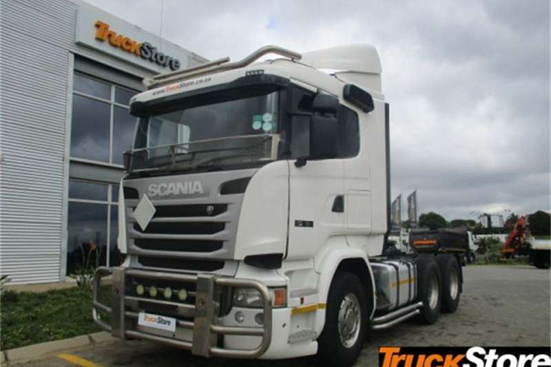 Scania Truck-Tractor R460 2016