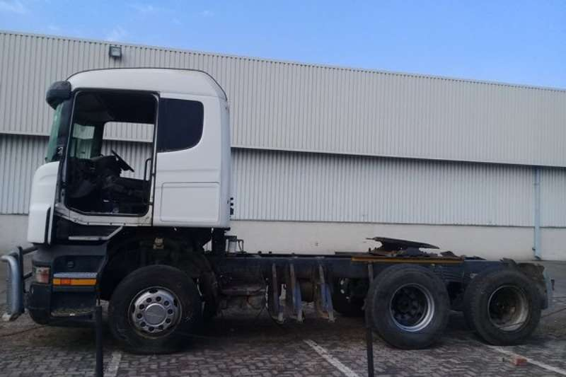 Scania Truck-Tractor R500 2009