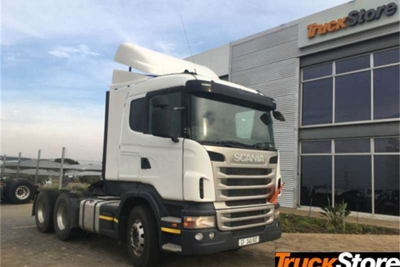 Scania Truck-Tractor R500 2010