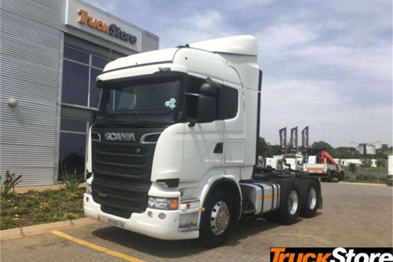 Scania Truck-Tractor R500 2016