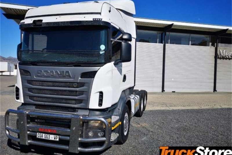 Scania Truck-Tractor R500 LA6X4MHZ 2012
