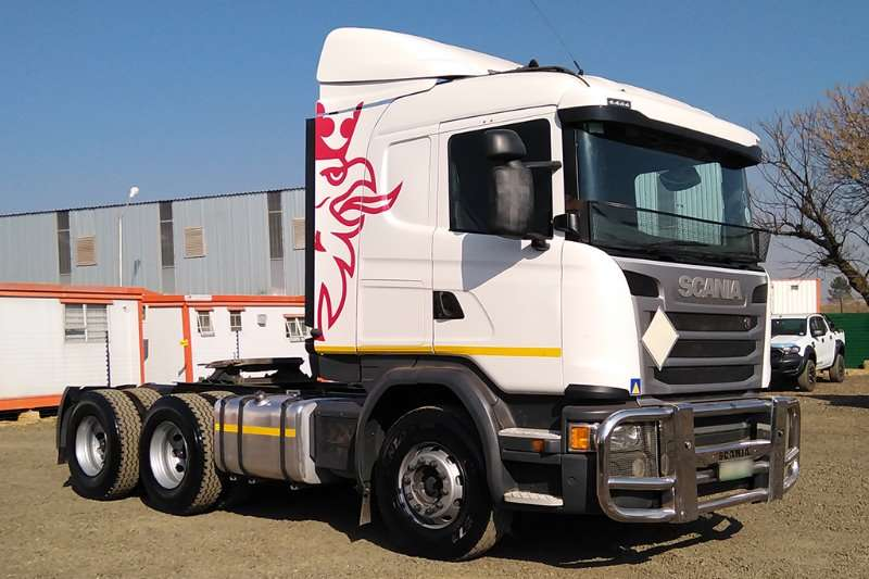 Scania Truck-Tractor SCANIA G460 2016