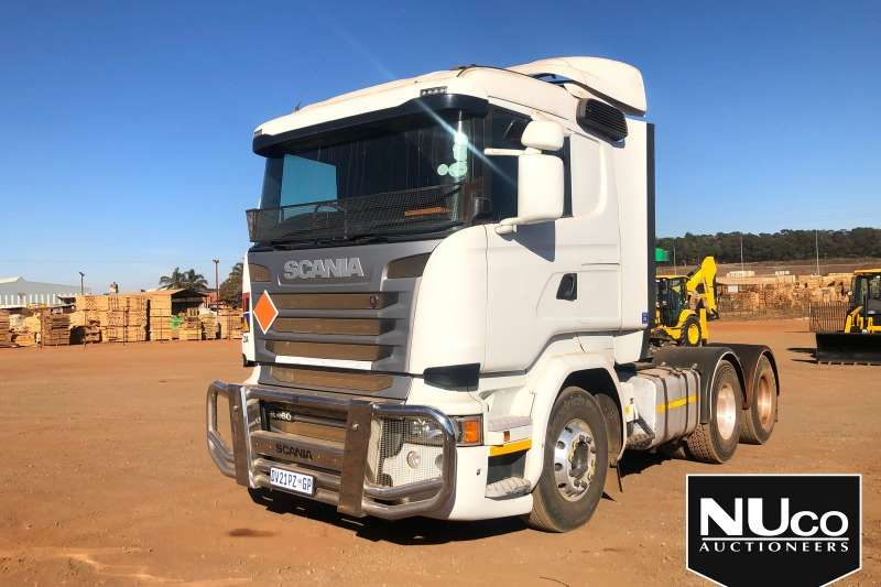 Scania Truck-Tractor SCANIA R460 6X4 HORSE