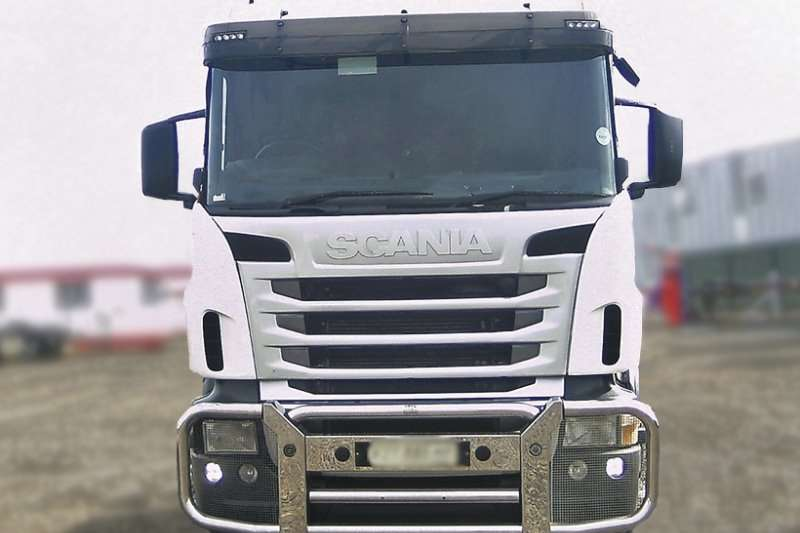 Scania Truck-Tractor VARIOUS SCANIA R420 TRUCKS 2011