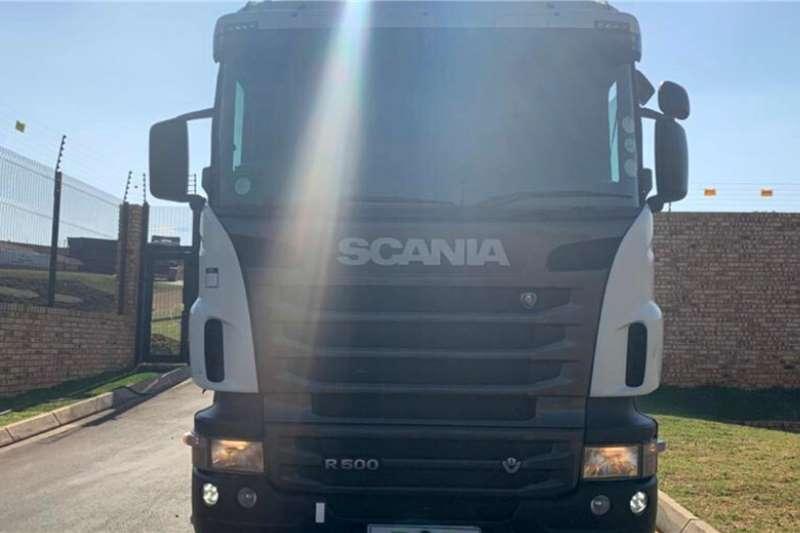 Scania 2010 Scania R500 Truck tractors