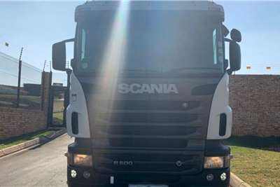 Scania 2010 Scania R500 Truck tractors