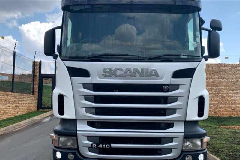 Scania 2012 Scania R410 Truck tractors