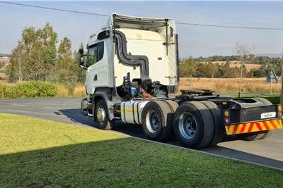 Scania 2012 Scania R460 Truck tractors