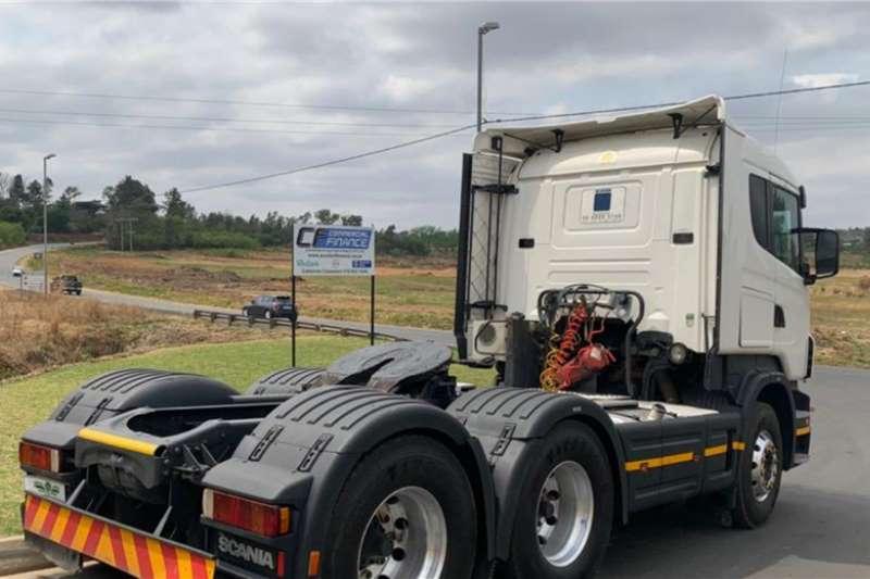 Scania 2012 Scania R500 Truck tractors