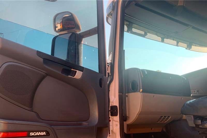 Scania Truck tractors 2013 SCANIA R500 2013