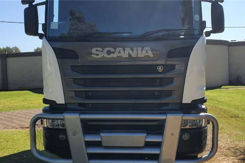 Scania 2014 R460 Scania Truck tractors