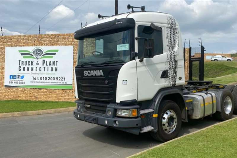 Scania 2014 Scania G460 Truck tractors
