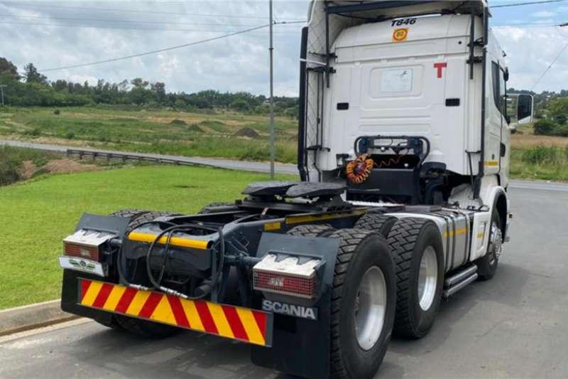 Scania 2014 Scania R500 Truck tractors