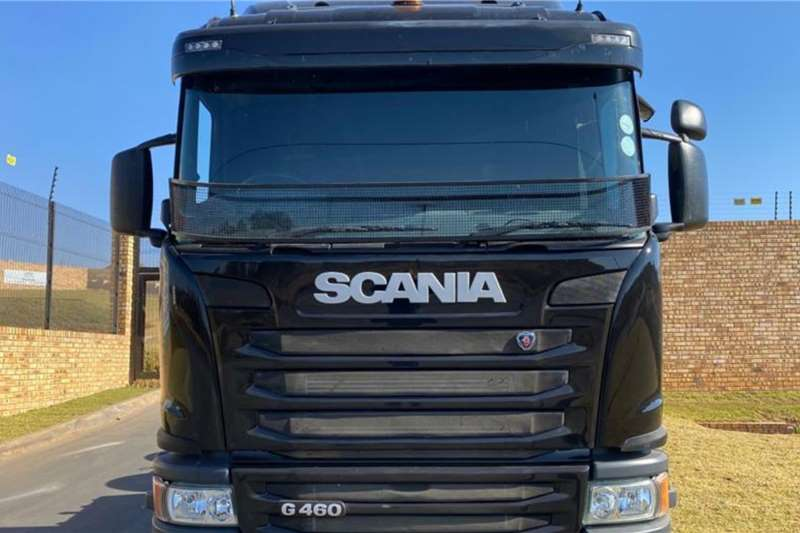 Scania 2015 Scania G460 Truck tractors