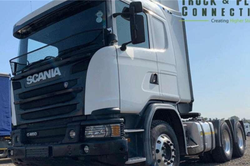 Scania Truck tractors 2016 Scania G460 2016