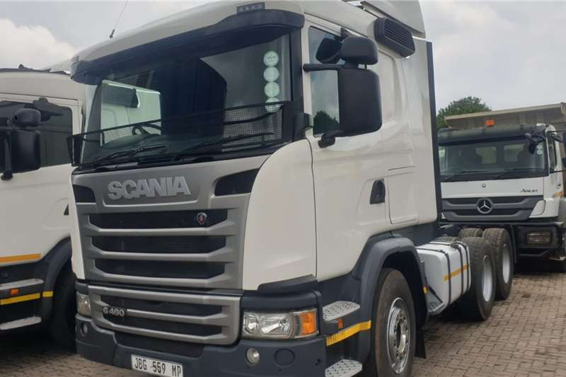 Scania 2016 SCANIA G460 Truck tractors