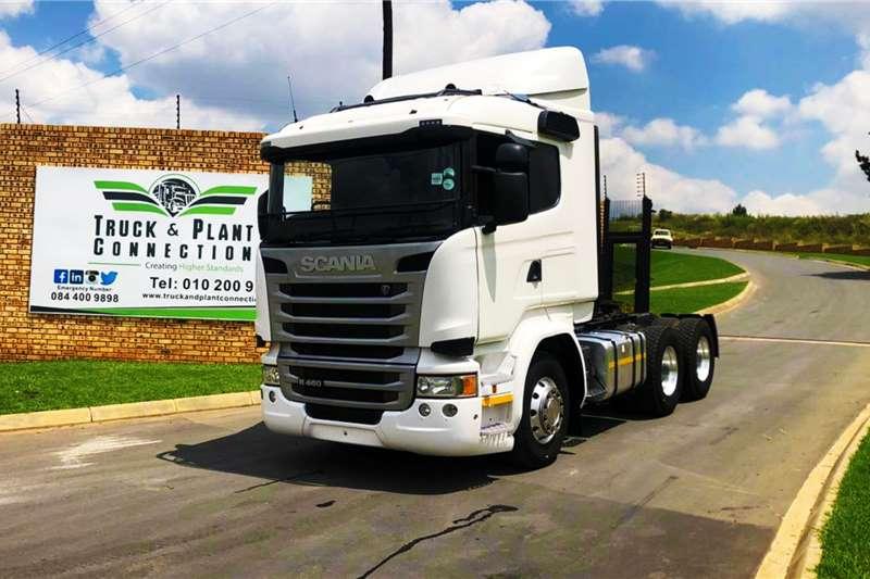 Scania Truck tractors 2016 Scania R460 2016