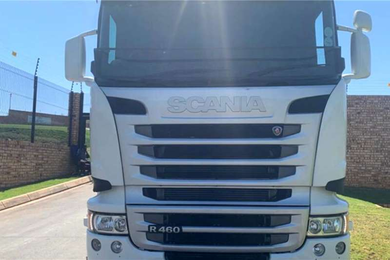 Scania 2016 Scania R460 Truck tractors