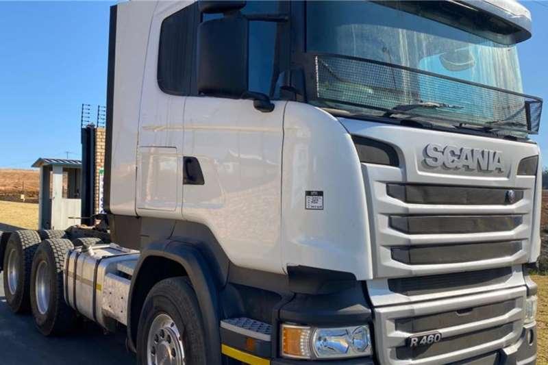 Scania 2016 Scania R460 Truck tractors