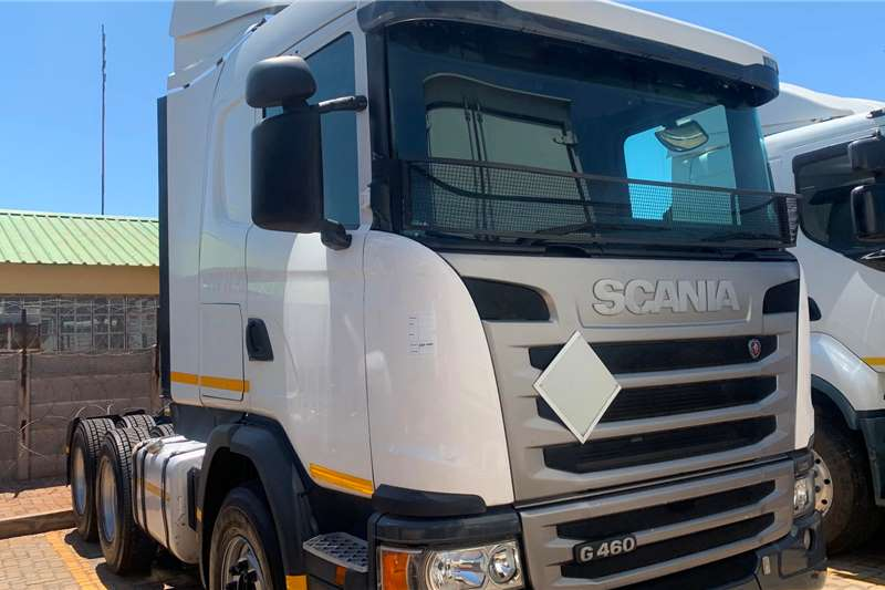 Scania 2017 SCANIA G460 Truck tractors