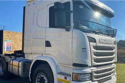 Scania 2017 Scania G460 Truck tractors
