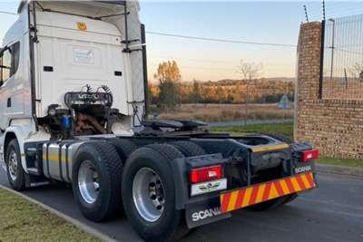 Scania 2017 Scania R500 Truck tractors