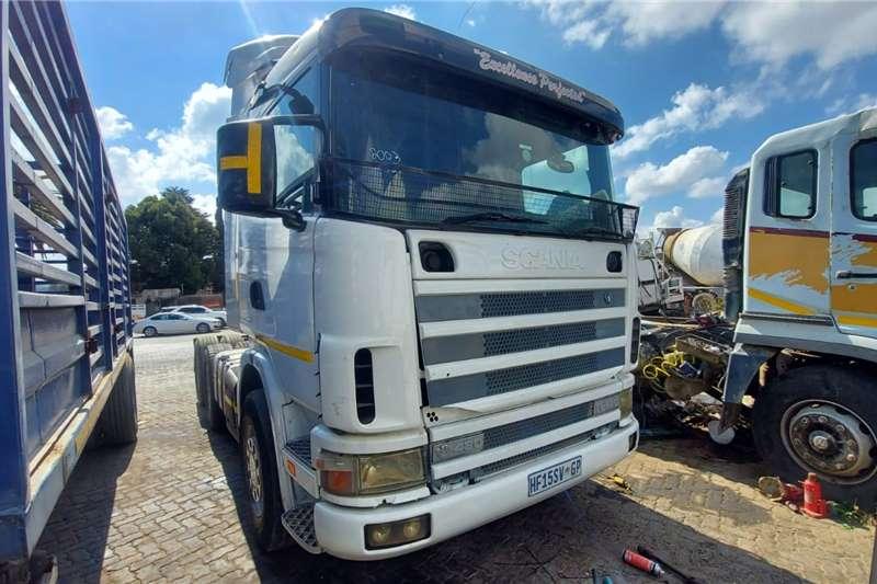 Scania 480 Truck tractors