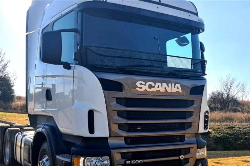 Scania Truck tractors Double axle 2013 R500 2013