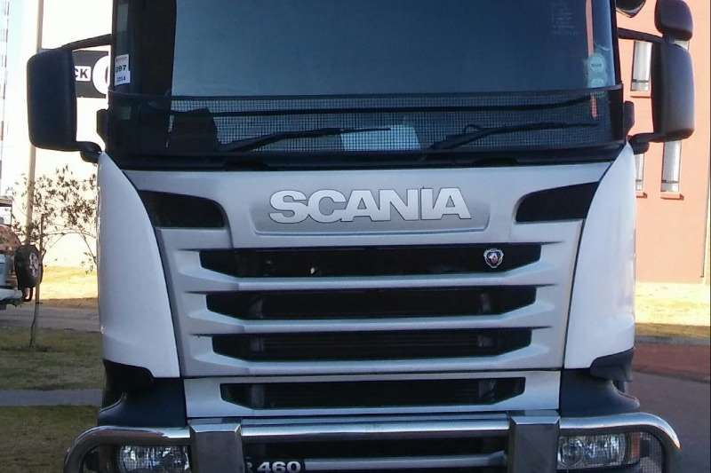 Scania Truck tractors Double axle 2013 Scania R460 2013
