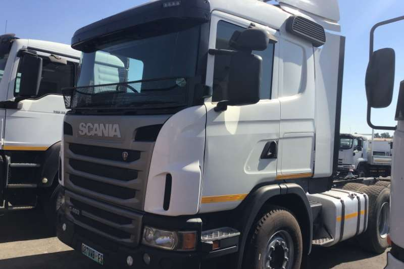 Scania Truck tractors Double axle 2014 Scania G460 2014