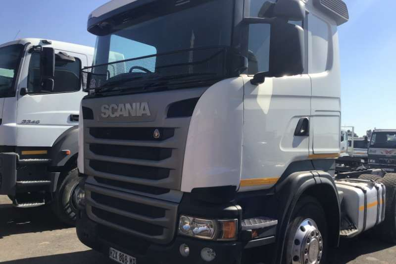 Scania Double axle 2014 Scania R460 Truck tractors