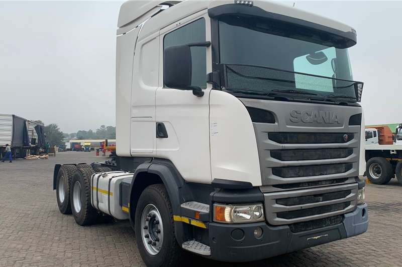 Scania Truck tractors Double axle 2015 Scania G460 Truck Tractor 2015