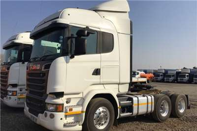 Scania Double axle 2015 Scania R500 Truck tractors