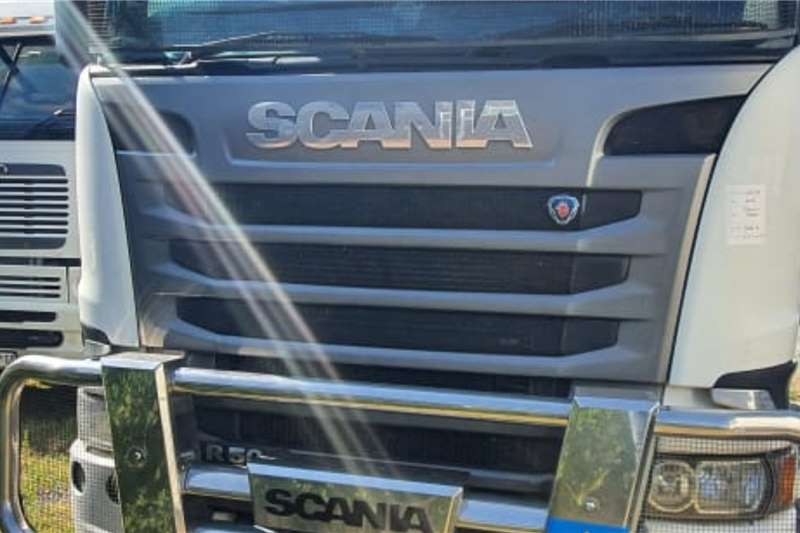Scania Truck tractors Double axle 2015 SCANIA R500 2015