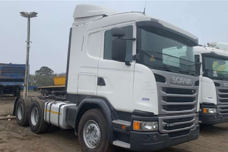 Scania Double axle 2016 Scania Truck tractors