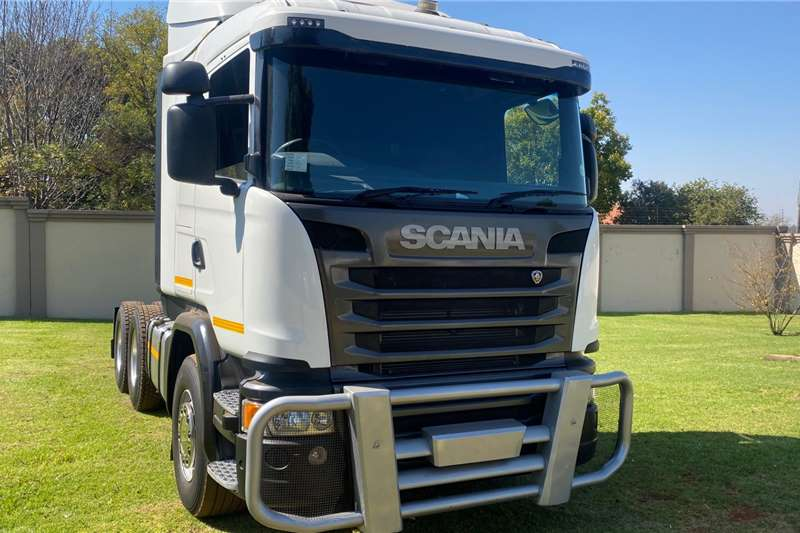 Scania Double axle 2016 SCANIA G 460 Truck tractors