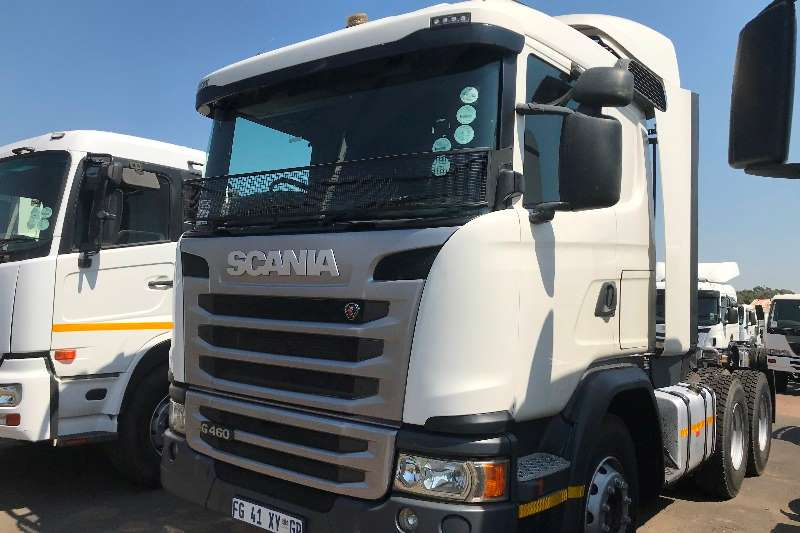 Scania Truck tractors Double axle 2016 Scania G460 2016