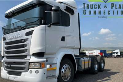 Scania Truck-Tractors Double Axle 2016 Scania R460 2016