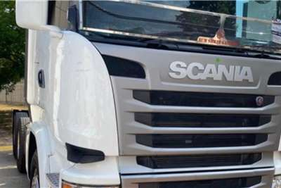 Scania Double axle 2016 Scania R460 Truck tractors