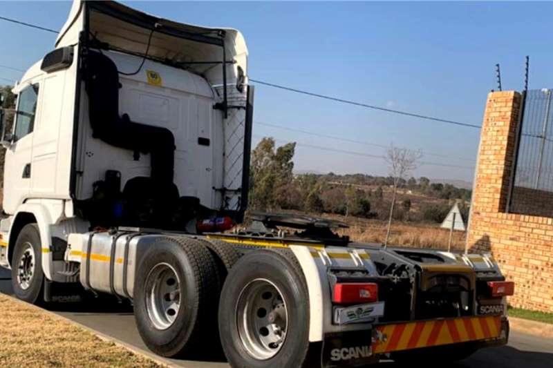 Scania Double axle 2017 G460 Truck tractors