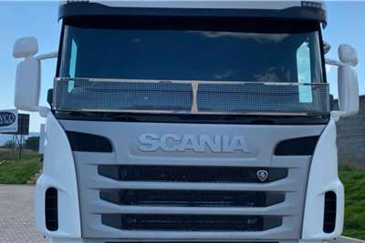 Scania Double axle 2017 Scania 500 Truck tractors