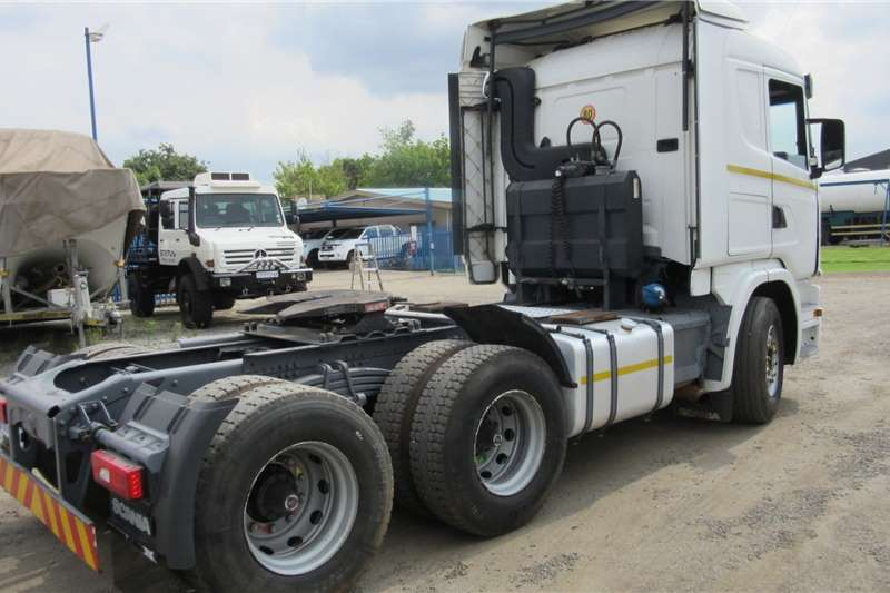Scania Double axle G460 Truck tractors