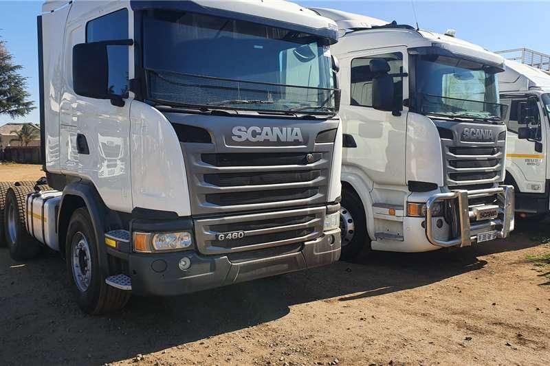 Scania Double axle G460 Truck tractors