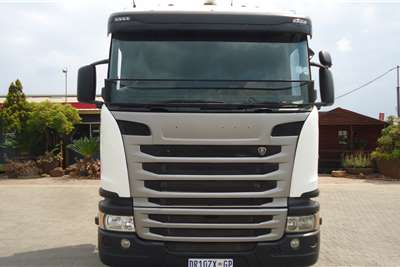 Scania Double axle G460 T/T C/C SOLD AS IS #6536 Truck tractors